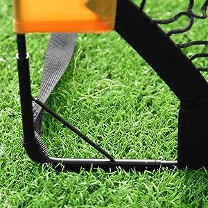 soccer goal soccer net tube