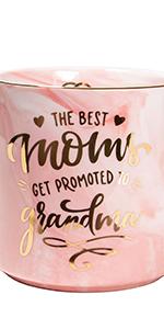 Grandma Mug Christmas Gifts Grammy Granddaughter Grandson Nana Grandmother Coffee Cup present