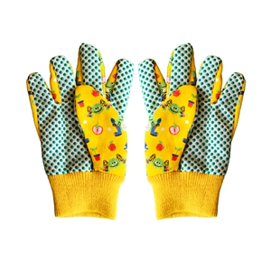 cute gloves for kids gardening gloves 3-6 years old