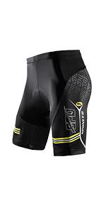 cycle shorts padded bicycle pants bikiing tights