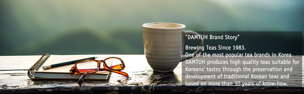 Damtuh Brand Story