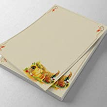 inkjet laser copier printer compatible stationery letterhead paper