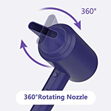 2 professional nozzles