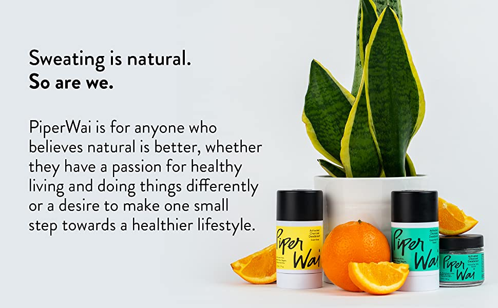 healthy, lifestyle, natural, deodorant, charcoal, activated charcoal, piperwai, soothing, cooling,