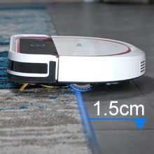 Dibea Robotic Vacuum Cleaner D500Pro