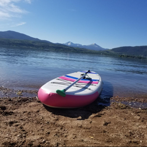 10ftx32inx6in Inflatable SUP