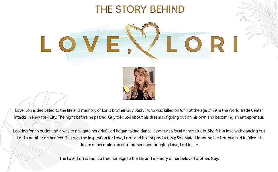 SAVE TIME AND MONEYLove, Lori's