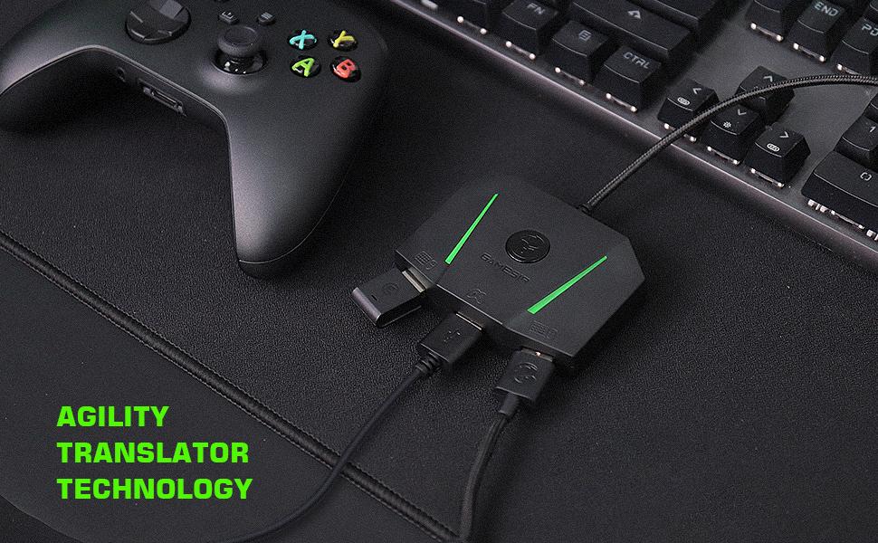 VX AimBox's Tech