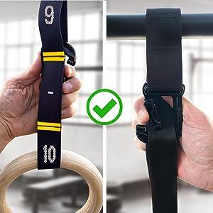 Gymnastic Rings grip