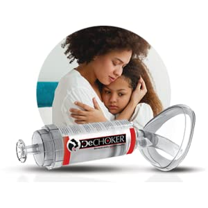 Child  DeCHOKER Anti-Choking Device for Children (Ages 3-12 Years) fbba839f 45ae 452f 958c 26c6084b8fd4