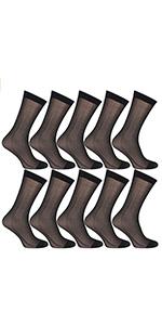 mens silk socks