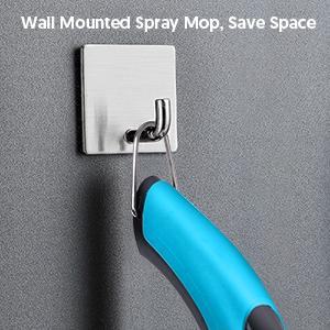Hanging Design Spray Mop