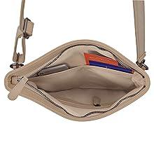 Clutch Handtasche Leder - Expatrié