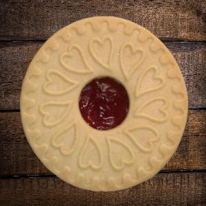 jammy jammie dodger giants biscuit little treats bakery