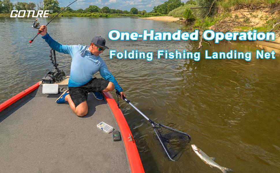 fishing landing net fishing net landing net