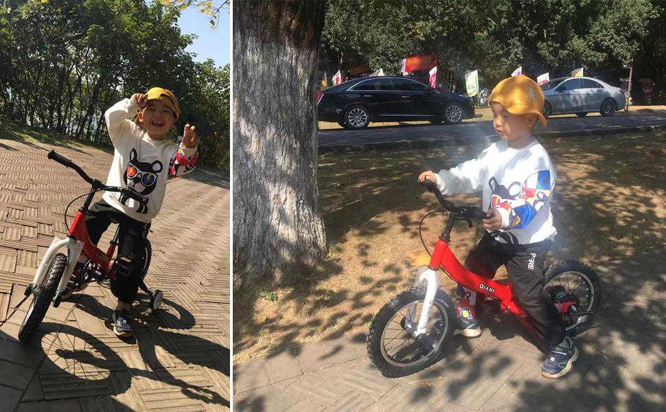 kids bike 4 years old