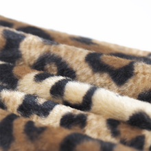Leopard Pillow Covers Material