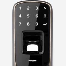easy install blutooth smart deadbolt lock