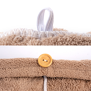 YoulerTex Microfiber Hair Towel Wrap for Women Super Absorbent Quick Dry Hair Turban For Curly long