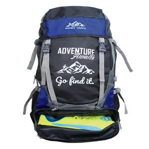Mount Track, Mount Track rucksack, hiking bags, trekking bags, backpacks, travel bags