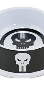 Punisher Dog Bowl