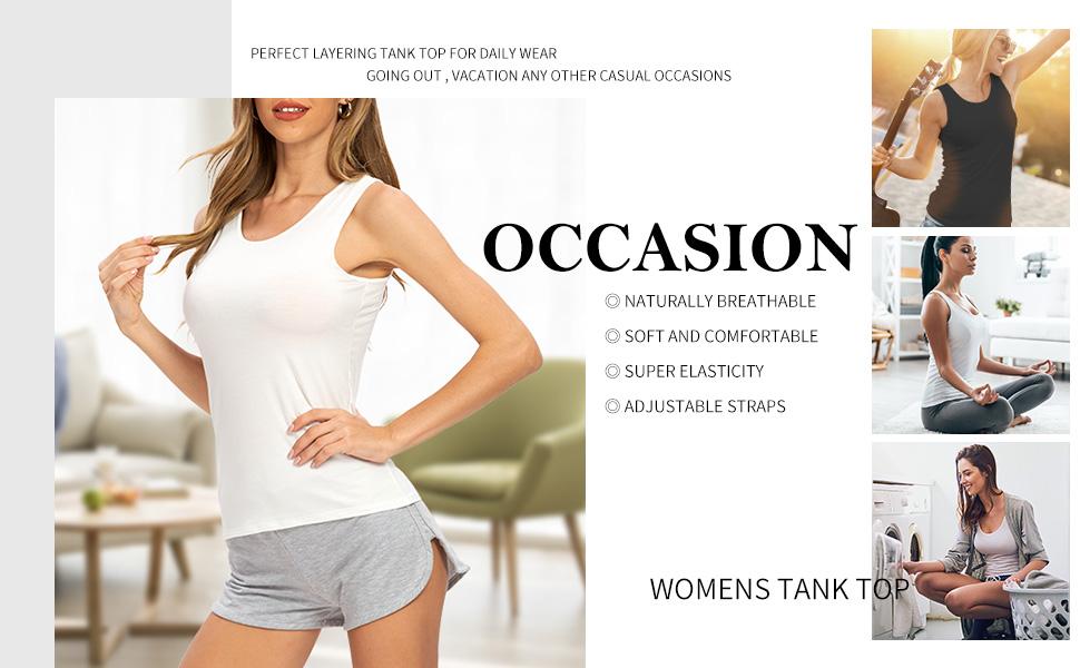 tank tops for women