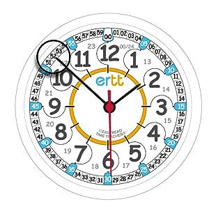 ertt clock step 2