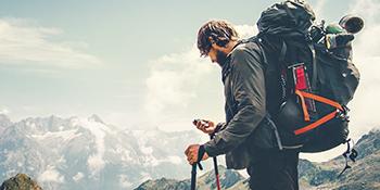 mens hiking jacket