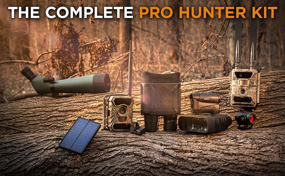 3g wifi cellular hunting camera