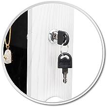 A+ - 1-1 - jewelry organizer with lock
