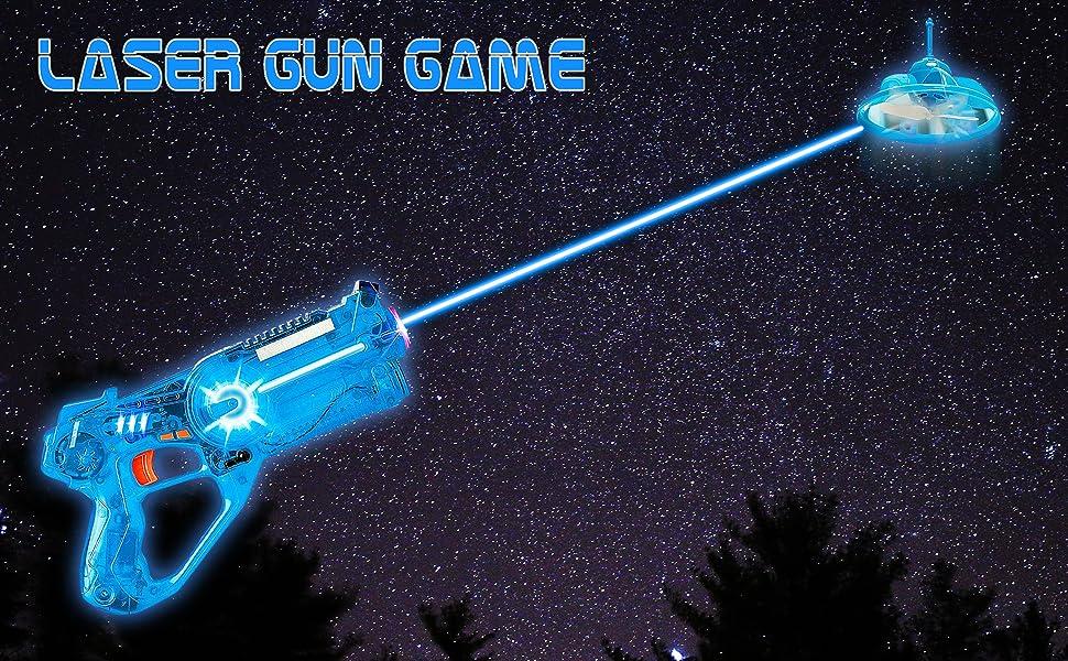 laser gun game