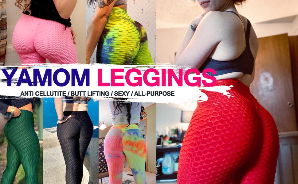 tik tok workout leggings for women high waist anti cellulite compression leggings butt lifting