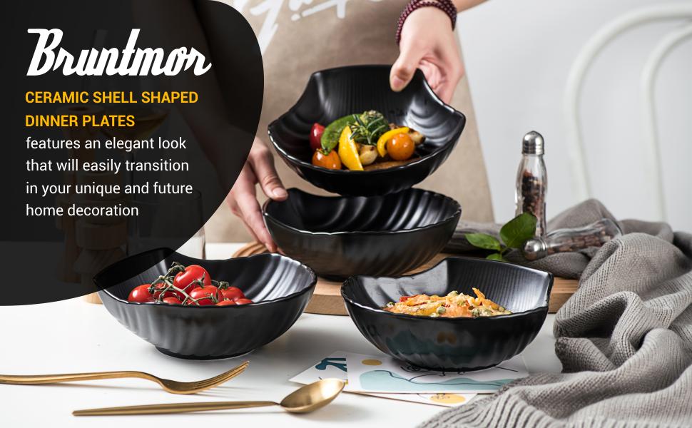 B08NTQ19XS-bruntmor-ceramic-shell-shaped-appetizer-dinner-plates-header-banner