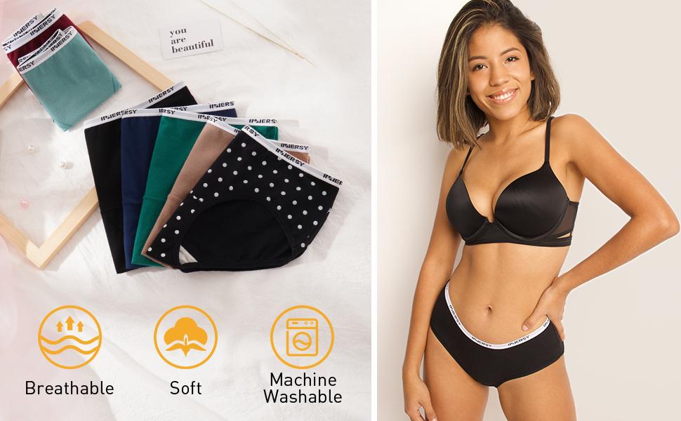cotton underwear ladies