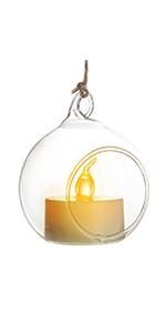 mini glass tea light holders bulk