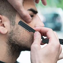 For Men's Beard/Hairline