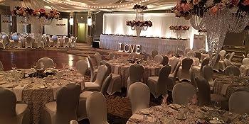 Wedding Spandex Chair Covers