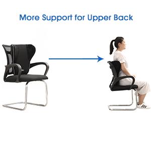 more support forupper back