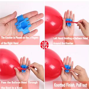 balloon arch tape