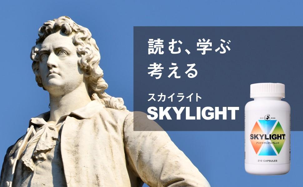 スカイライト キロン 集中力 記憶力 SKYLIGHT