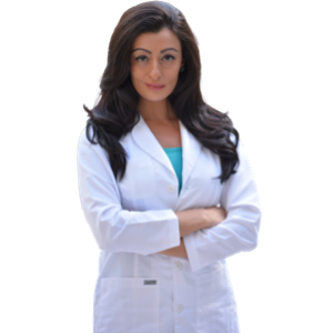 GEORGEA PASEDIS, A PHARMACIST AND PAID ENDORSER OF AUBIO COLD SORE TREATMENT GEL