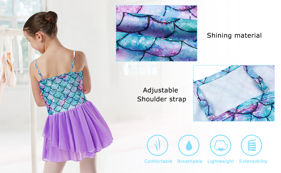 Camisole Ballet Tutu Dress for Girls