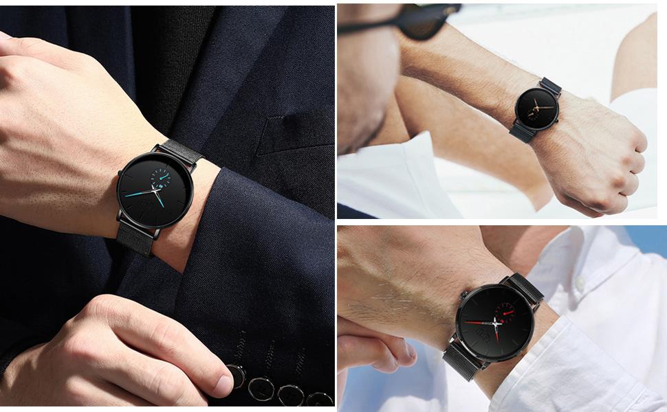 elegant gents watch