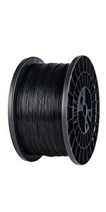 black pla 1.75mm