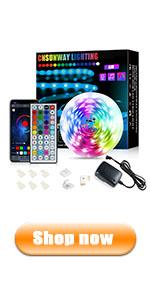 19.3FT Led Strip Light(Bluetooth APP Control )