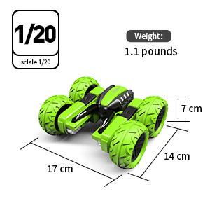 1/20 RC Stunt Car