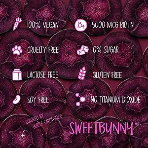 Sweet Bunny USPs