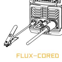 Flux-Cored
