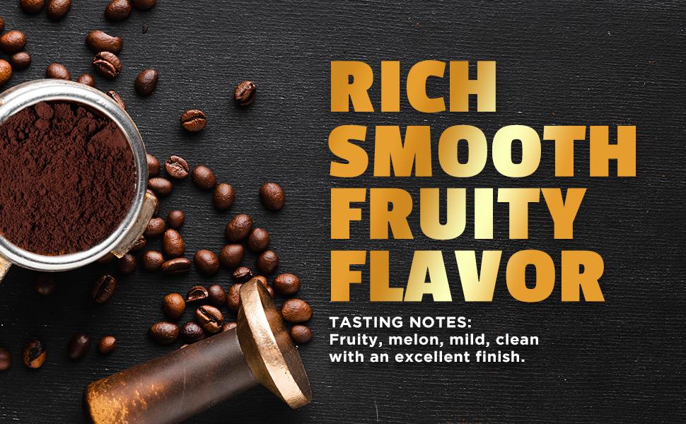 Mt. Whitney Organic Swiss Water Decaf Coffee from Peru