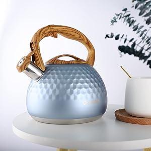 tea pots for stove top